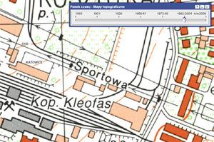 Śledź zmiany na Śląsku na geoportalu ORSIP