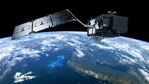 W Polsce powstanie centrum przetwarzania danych satelitarnych <br /> Satelita Sentinel-3 (fot. ESA/ATG media lab)