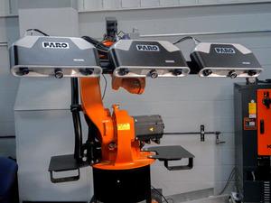 Cobalt 3D Imager: nowe narzędzie pomiarowe marki Faro