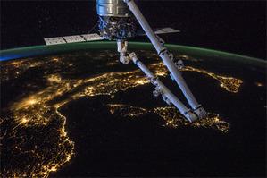 Polacy rozwijają nowatorskie wykorzystanie nocnych zdjęć satelitarnych  <br /> fot. Wikipedia