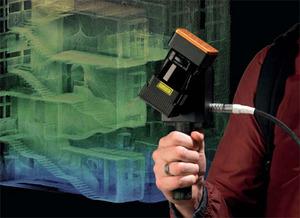 Zeb-Revo - nowa generacja ręcznego skanera