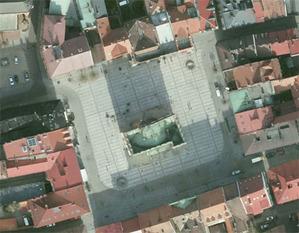 Tarnów zamawia geodane <br /> fot. Google Earth