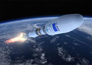 Drugi radarowy Sentinel już w kosmosie <br /> fot. ESA