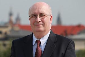 Prof. Gruszczyński dziekanem WGGiIŚ AGH na kolejną kadencję <br /> fot. WGGiIŚ