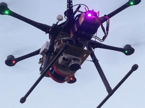 Sky-Scanner: fotogrametryczna nowość dla dronów