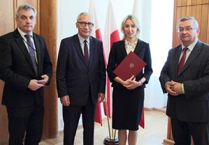 Aleksandra Jabłonowska będzie pełnić obowiązki GGK [aktualizacja] <br /> fot. MiIB
