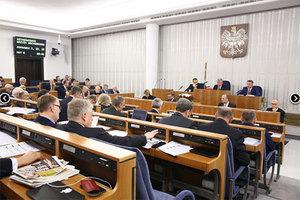 Senat debatował o IIP <br /> fot. Michał Jozefaciuk/Senat.gov.pl