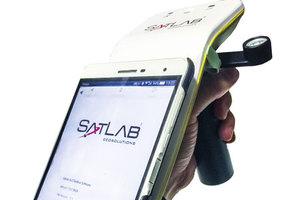 SatLab SLC: nowy uchwyt ułatwi pomiary