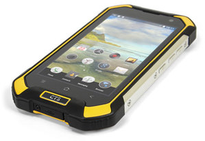 Juniper prezentuje pancernego smartfona