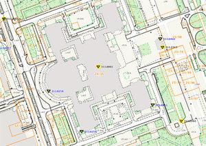 Moduł geodezyjny w stołecznym geoportalu