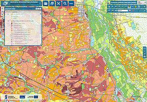 Nowe dane w portalu map glebowo-rolniczych i geologicznych