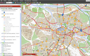 Wrocław prezentuje cyfrową mapę rowerową