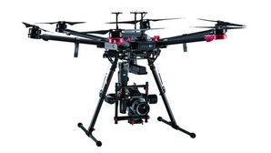 100 megapikseli z drona