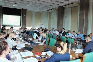 Zespół ds. geodezji dyskutował o propozycjach zmian