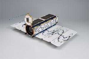 48 kolejnych nanosatelitów Dove już jutro na orbicie! <br /> Nanosatelita Dove (Źródło: Planet)