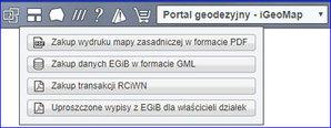 Wypisy z rejestru gruntów przez internet w powiecie mińskim