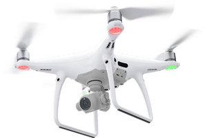 Precyzyjne pozycjonowanie również dla dronów DJI <br /> fot. DJI