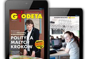 Sierpniowe wydanie GEODETY cyfrowego już do pobrania