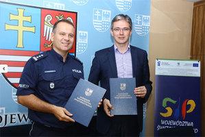 Policja partnerem świętokrzyskiego SIP-u