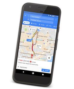 Google pomoże zaparkować również w Europie