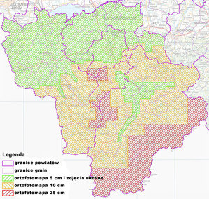 Umowa na zdjęcia lotnicze dla śląskich powiatów podpisana
