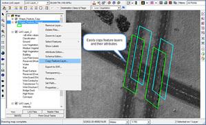 LP360: jest nowa wersja oprogramowania <br /> Uproszczone kopiowanie obiektów wraz z ich atrybutami w LP360
