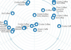 Mapbox eksperymentuje z mapą czasu