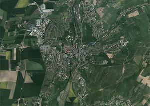 Nowa ortofotomapa w dolnośląskim geoportalu <br /> Kłodzko