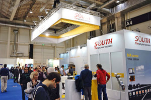 South na targach Intergeo <br /> Intergeo 2016