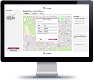 NewMap - nowa usługa dla branży nieruchomości