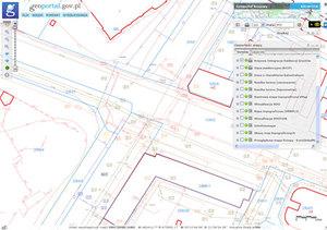 Usługi zbiorcze w Geoportalu