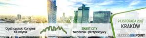 """Zaproszenie na kongres """"Smart City - założenia i perspektywy"""""""