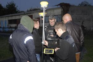 Rozwiązania GeoMax i FlyTech w Warszawie