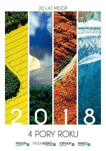 4 pory roku w kalendarzu MGGP