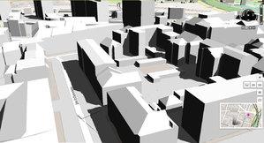 Poznań będzie mieć nowoczesny model miejski 3D