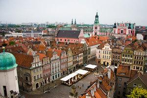 Poznań podpisał umowę na model 3D miasta
