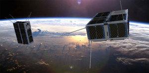 Minisatelity wspierające Sentinele nagrodzone w Copernicus Masters