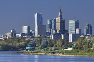 Warszawa kupuje zdjęcia ukośne <br /> fot. Urząd m.st. Warszawy