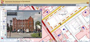 Powiat żyrardowski uruchomił system informacji przestrzennej
