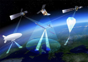 ESA w poszukiwaniu brakującego ogniwa między UAV a satelitami