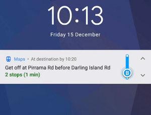 Mapy Google: krok po kroku komunikacją publiczną