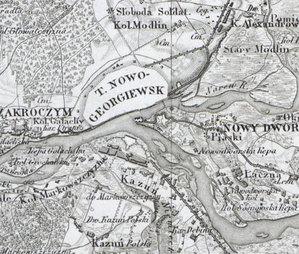 Mapa Królestwa Polskiego odnowiona i udostępniona