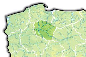 Kujawsko-pomorskie powiaty zamawiają ortofotomapę <br /> Fot. Wikipedia