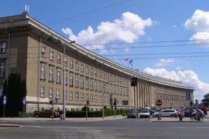 Wrocław: oferta pracy w WIGiK <br /> fot. Wikipedia/Andrzej Otrębski