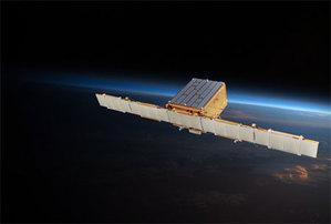 Pierwszy mikrosatelita radarowy już na orbicie