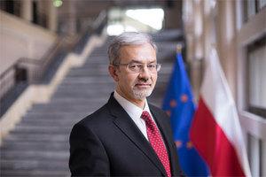 Geodezja jednak zmienia resort <br /> Jerzy Kwieciński, minister inwestycji i rozwoju