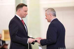 Marek Zagórski ministrem cyfryzacji <br /> Fot. Jakub Szymczuk/KPRP