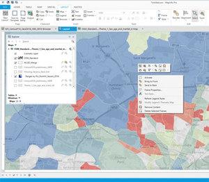 MapInfo 17 z naciskiem na intuicyjność i analizy
