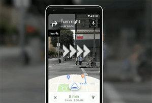 Google prezentuje wizualny system pozycjonowania