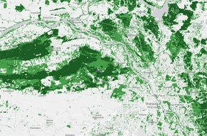 Copernicus publikuje wysokorozdzielcze warstwy o terenie